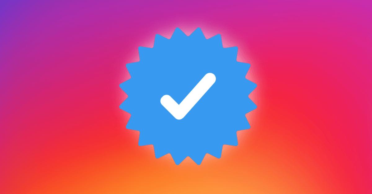 Instagram mavi tik nasıl görülür?